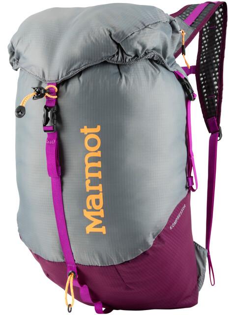 Marmot Kompressor Daypack 18l Grey Storm/Deep Plum